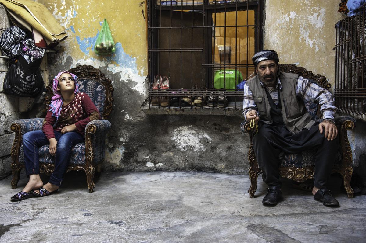 Diyarbaker & Batman, September/October 2015. South Turkey. NATALIA SANCHA